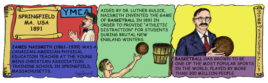 Basketball and James Naismith